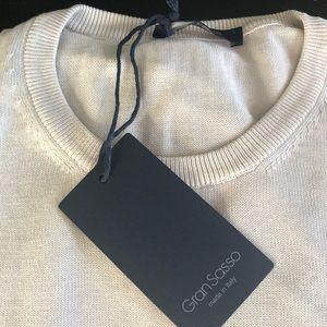 Gran Sasso knit sweater 50